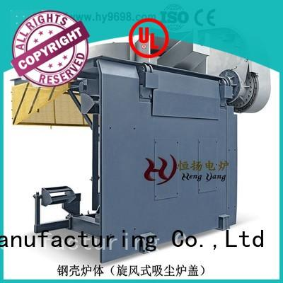 Hengyang Furnace environmental-friendly induction melting furnace wholesale applied in coal