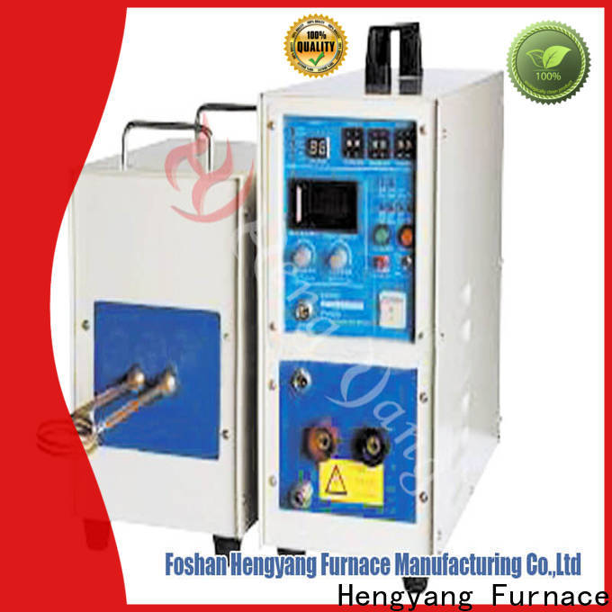 Hengyang Furnace environmental-friendly steel induction furnace easy for relocatio applying in electronic components