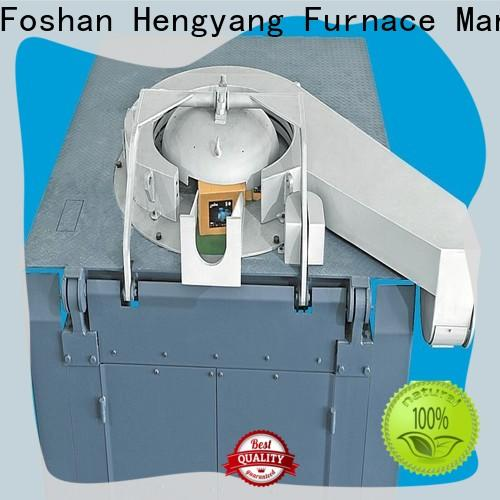 induction melting furnace equipped with sealed spherical roller bearings applied in other fields