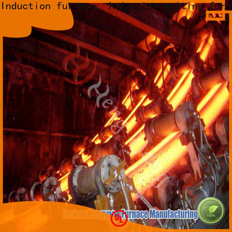 Hengyang Furnace well-selected continuous casting of steel on sale for slabs