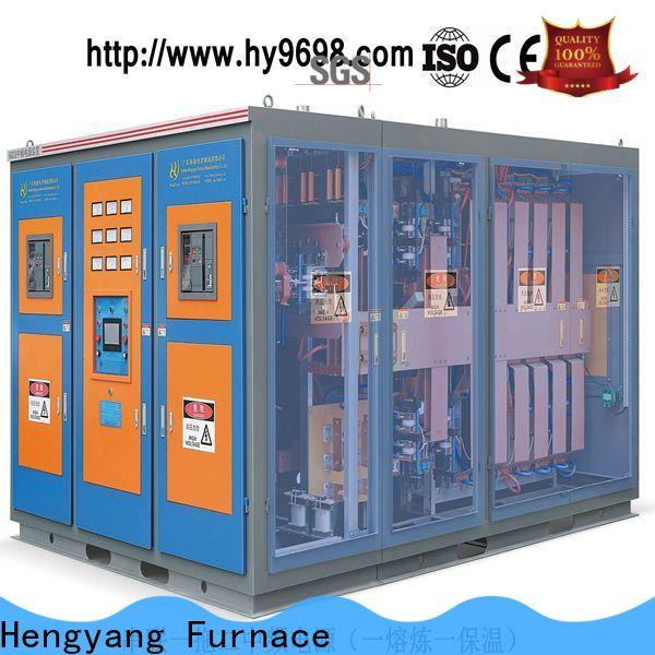 Hengyang Furnace continuously induction melting machine with sliding gear applied in other fields