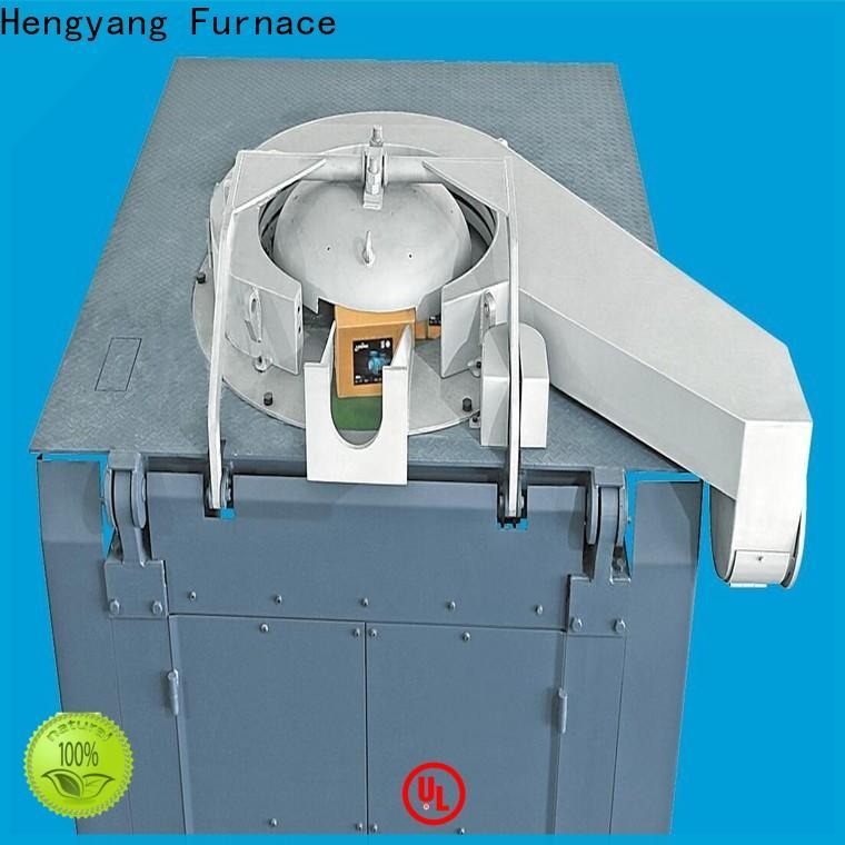 Hengyang Furnace metal melting furnace manufacturer applied in oil
