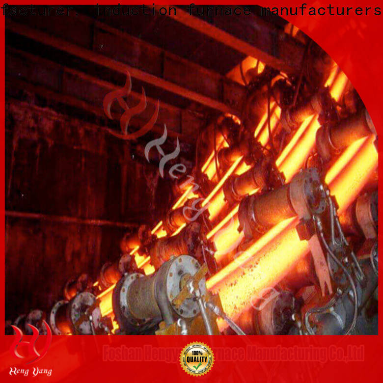 Hengyang Furnace steel continuous casting machine with an automatic casting system for H-beam