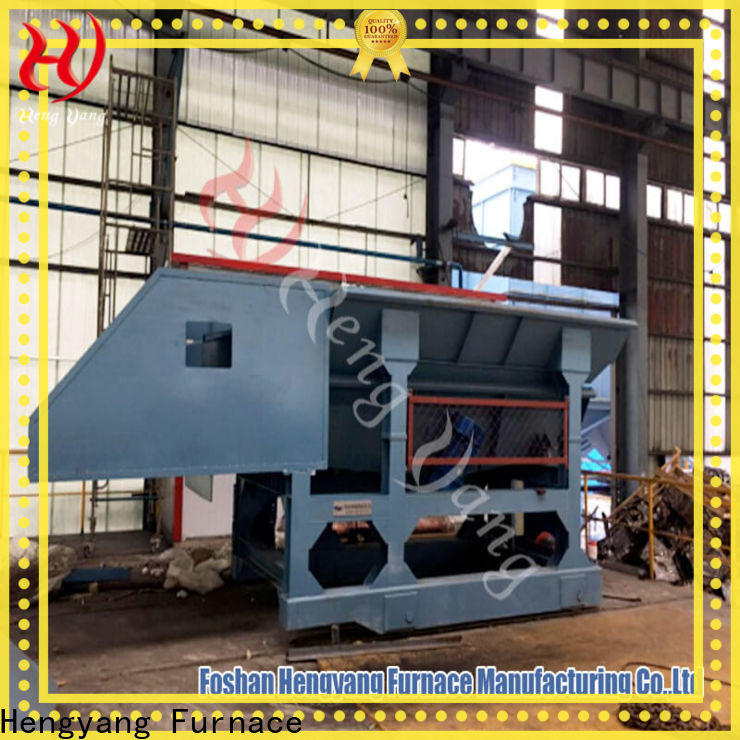 Hengyang Furnace system closed water cooling system equipped with highly advanced reactor for factory