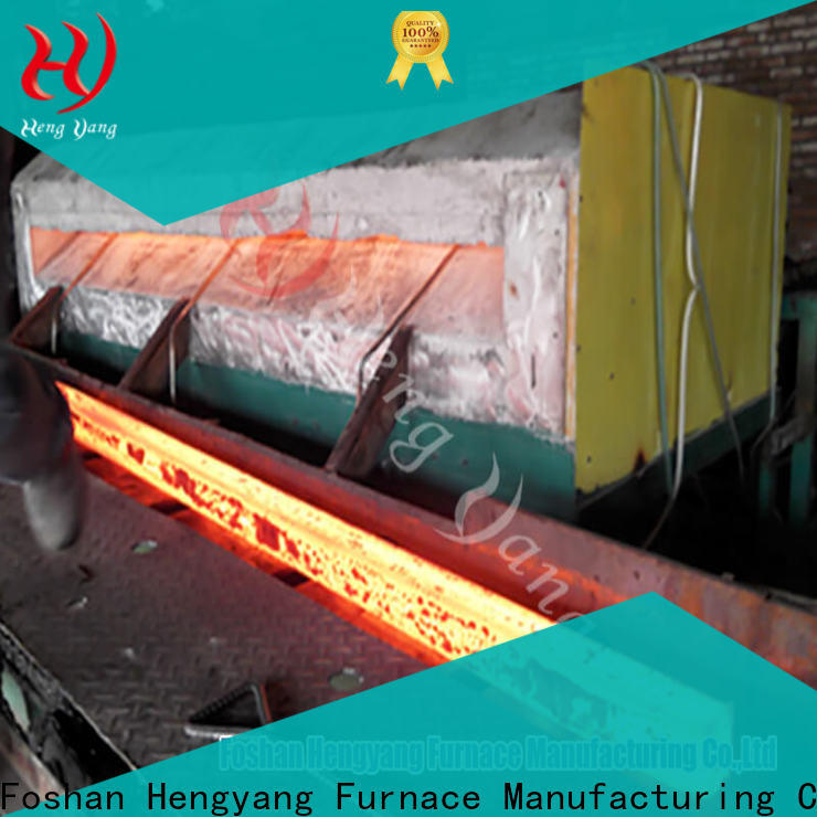 Hengyang Furnace operable copper induction furnace manufacturer applied in coal