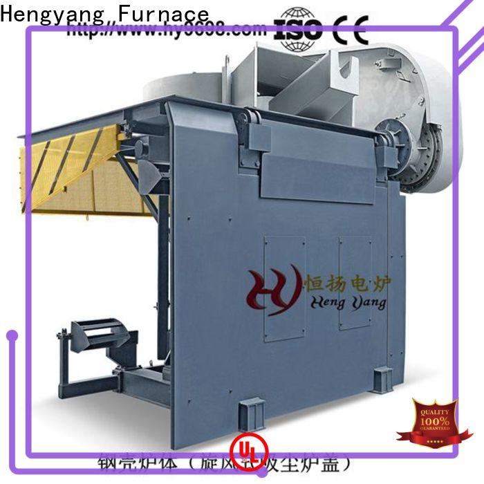 Hengyang Furnace cost efficiency induction melting furnace power supply with sliding gear applied in oil