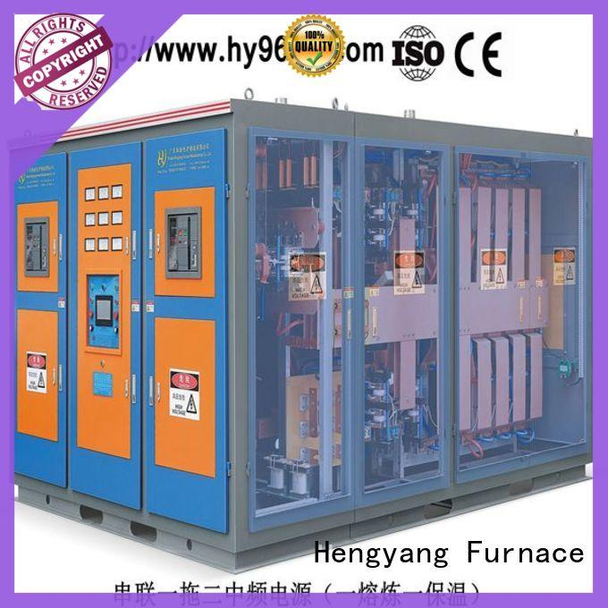 Hengyang Furnace electric furnace with sliding gear applied in coal