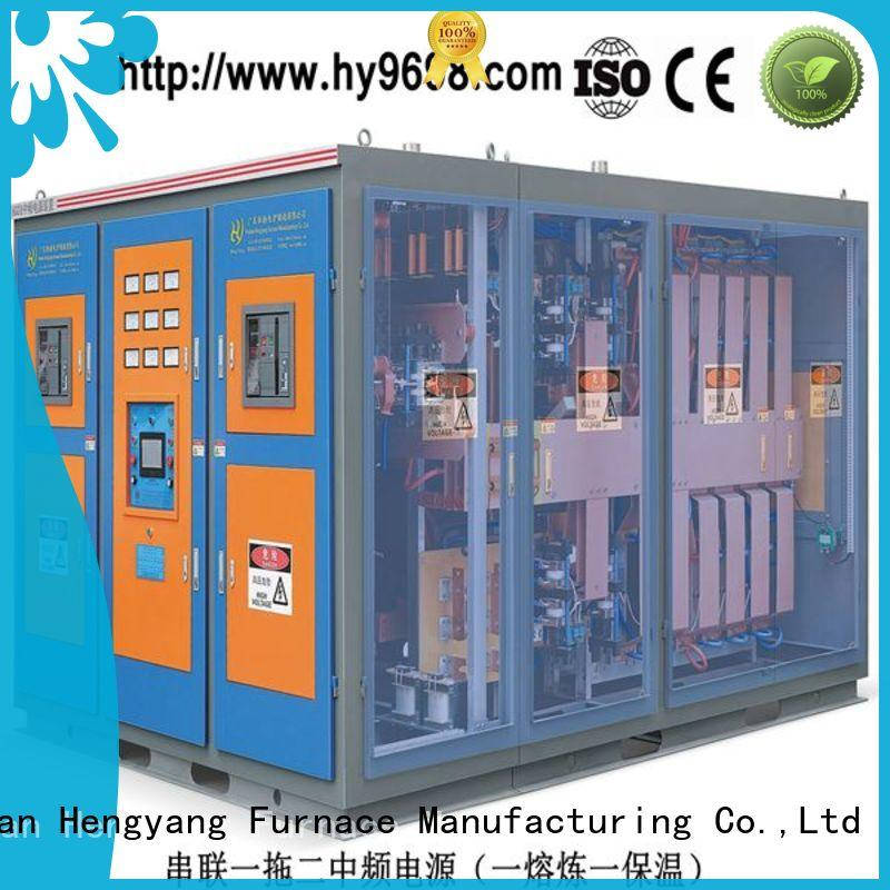 Hengyang Furnace continuously electric furnace supplier applied in gas
