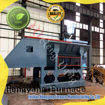 Hengyang Furnace automatic charging machine for furnace transformer for indoor