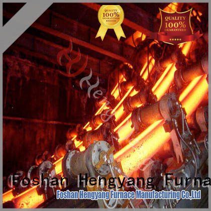 Hengyang Furnace casting continuous casting machine manufacturer for round billet