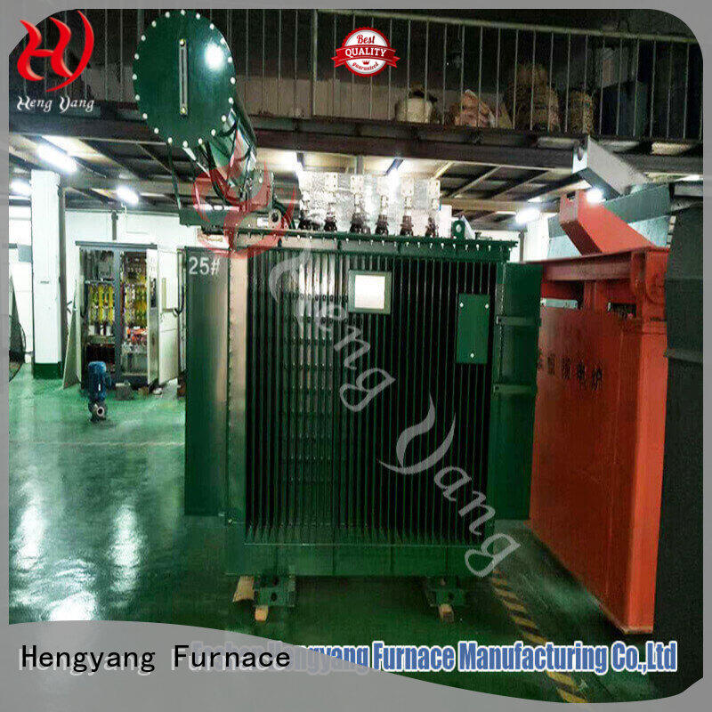 Hengyang Furnace electro industrial induction furnace supplier for factory