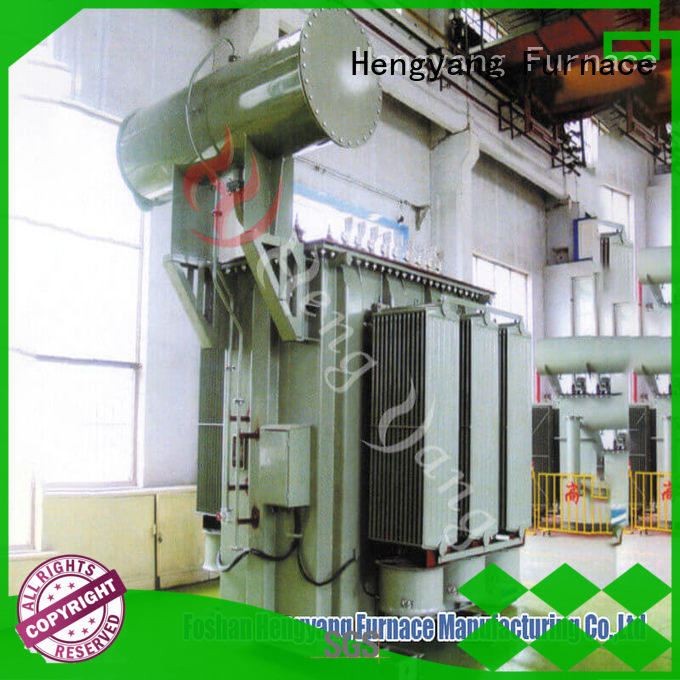 magnetic china induction furnace equipped with highly advanced reactor for industry Hengyang Furnace