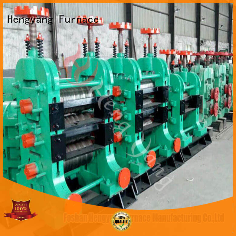 Hengyang Furnace environmental-friendly steel rolling mill quality for industry