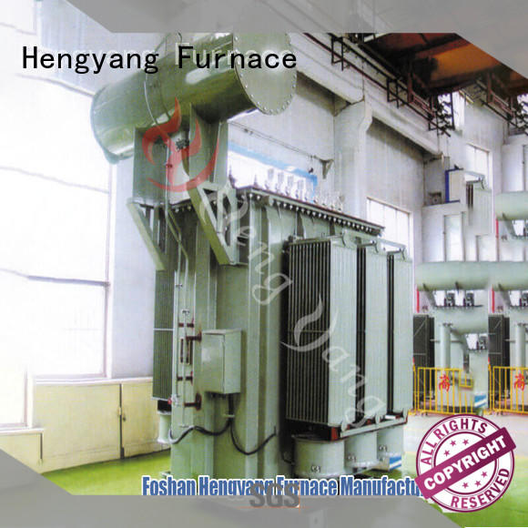 Hengyang Furnace furnace transformer equipped with highly advanced reactor for indoor