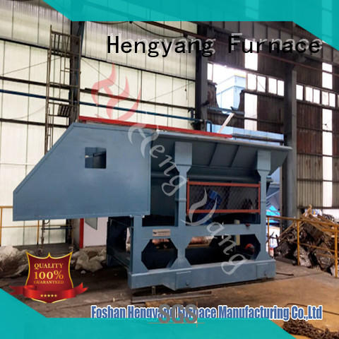 charging machine for furnace dust for indoor Hengyang Furnace