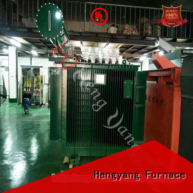 Hengyang Furnace safety industrial induction furnace induction for factory