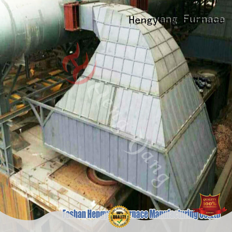Hengyang Furnace advanced closed water cooling system equipped with highly advanced reactor for factory