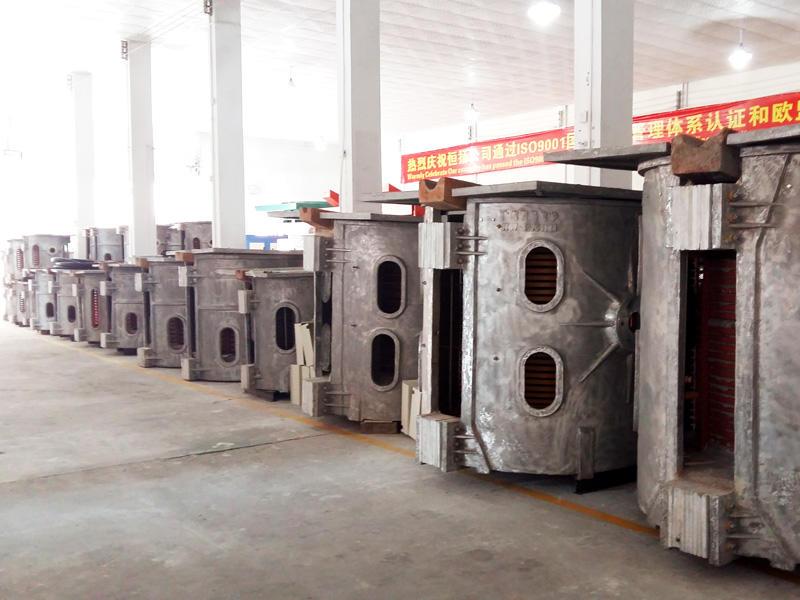 Workshop-Aluminium-Shell-Furnace