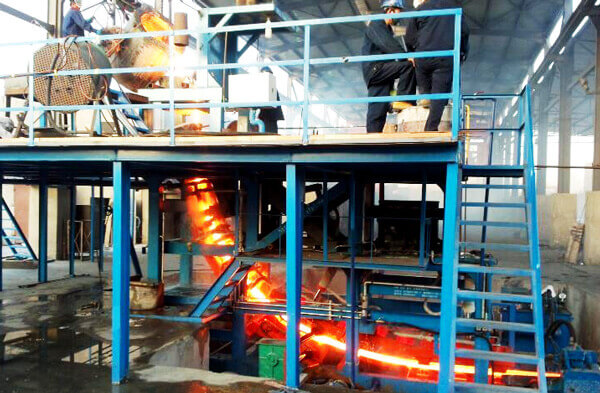 Hengyang Furnace steel continuous casting machine supplier for square billet-1