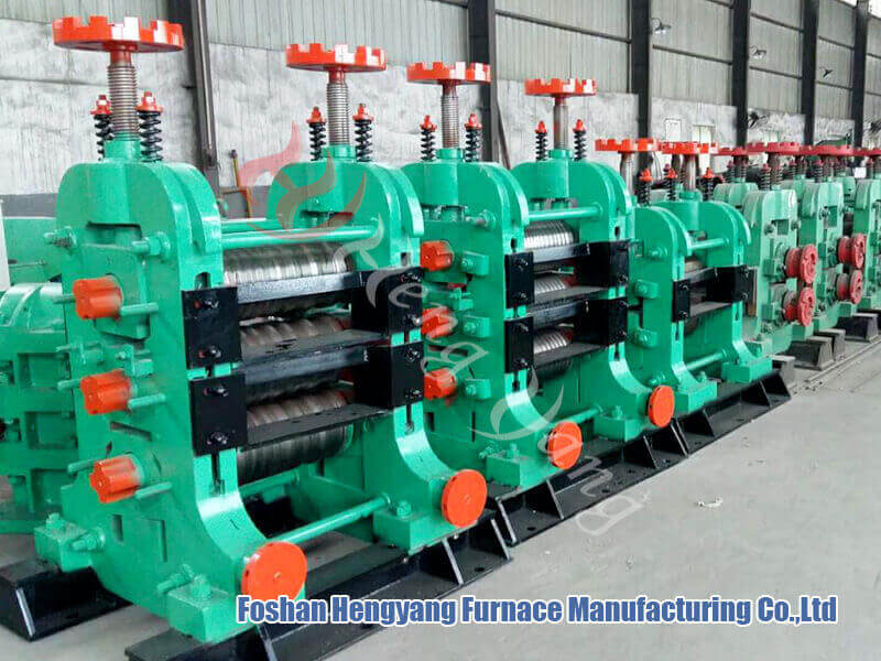 Hengyang Furnace rolling rolling mill with lifting and auxiliary equipment. for indoor-1