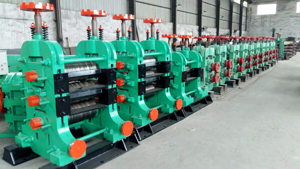 high-quality steel rolling mill machinery quality with the necessary assitance for industry-1