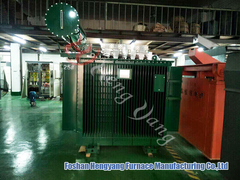 magnetic furnace batching system manufacturer for indoor Hengyang Furnace-1