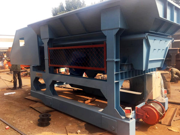 Hengyang Furnace furnace feeder supplier for indoor