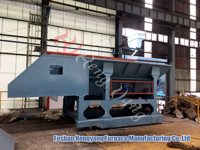 Hengyang Furnace automatic furnace batching system wholesale for industry-1