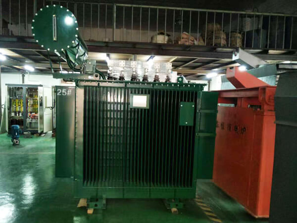 environmental-friendly dust removal system transformer equipped with highly advanced reactor for industry-3