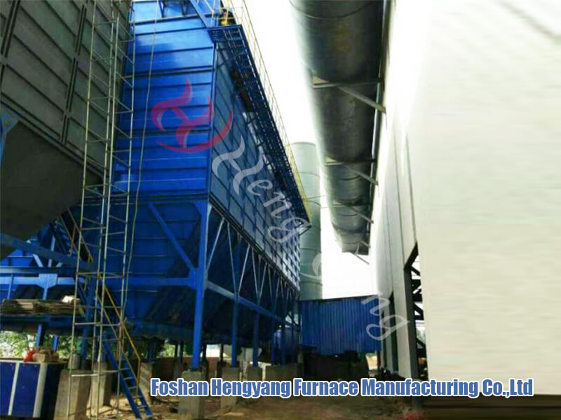 Hengyang Furnace closed furnace transformer equipped with highly advanced reactor for factory-2