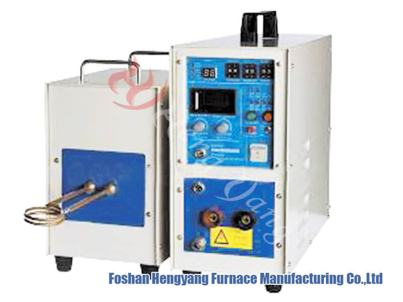 automatic electric induction furnace equipment easy for relocatio applying in electronic components-1
