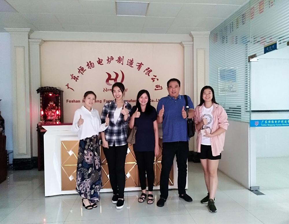 Customers from Indonesia