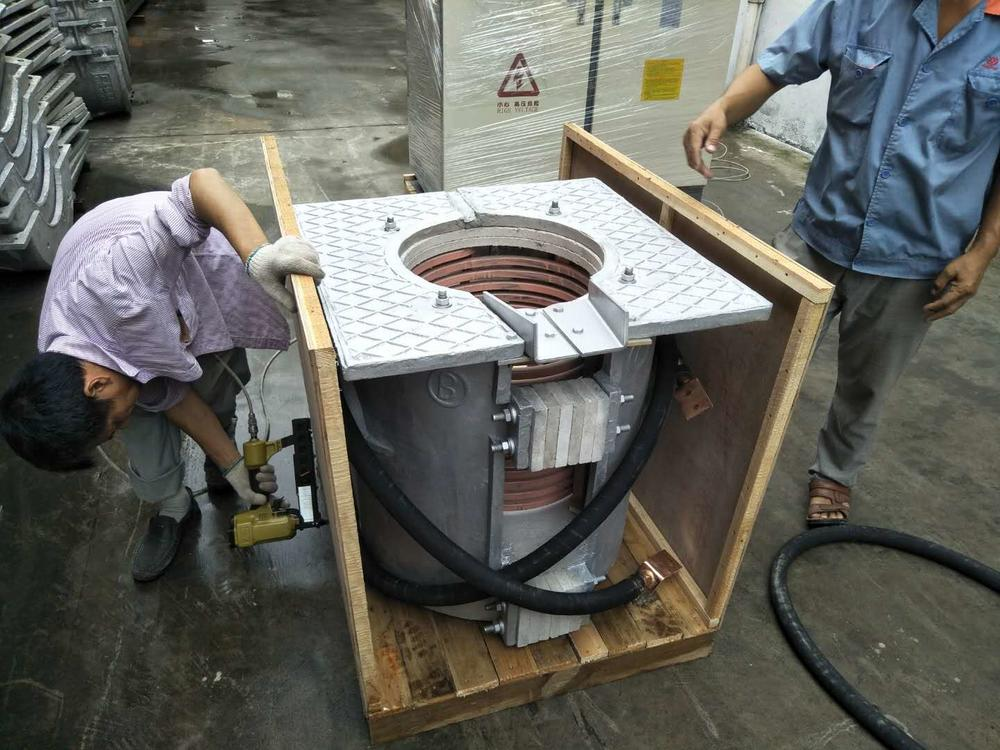100kg of Small Melting Furnace