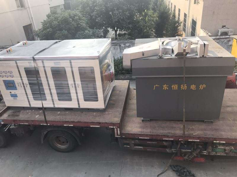 1.5 Tons of Aluminum Electric Melting Furnace