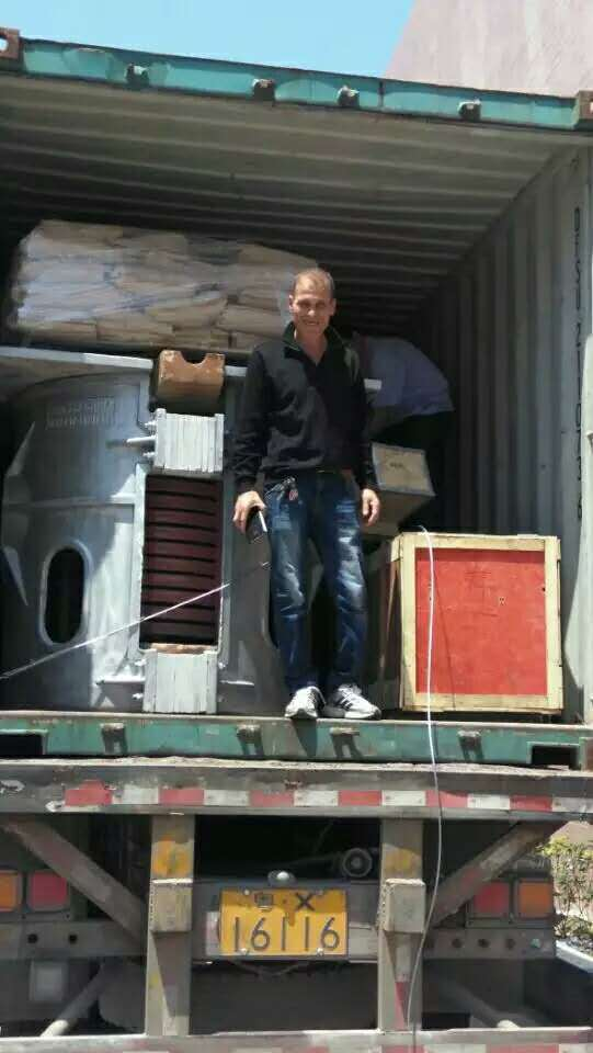 1 Ton of Industrial Melting Furnace