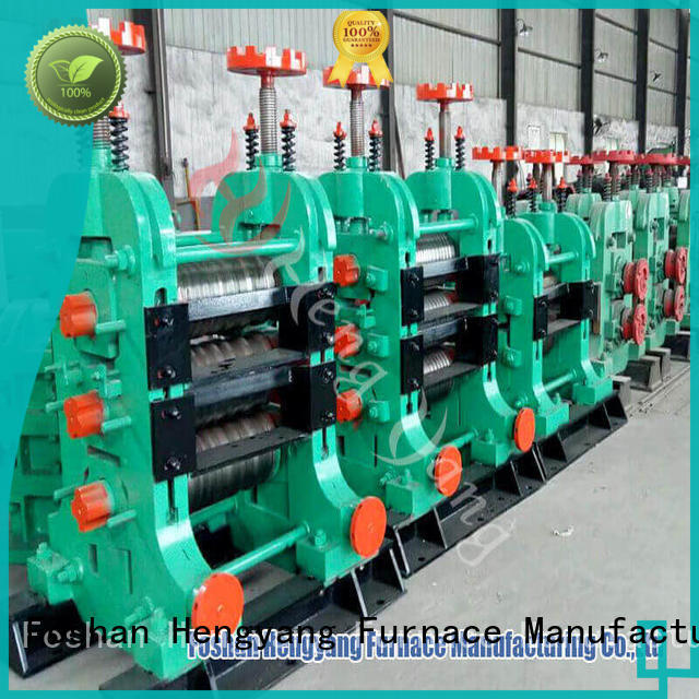 Hengyang Furnace quality rolling mill with different types and sizes for industry