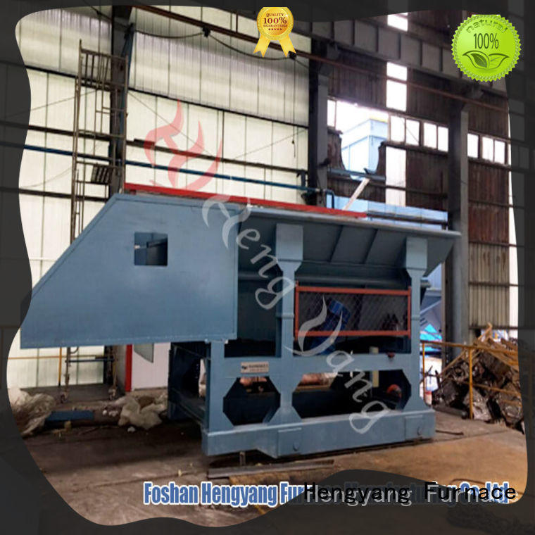 Hengyang Furnace removal industrial induction furnace supplier for indoor