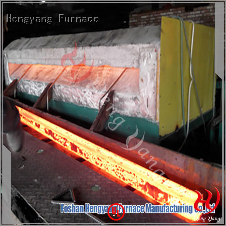 high quality induction heating furnace equipment manufacturer applied in gas