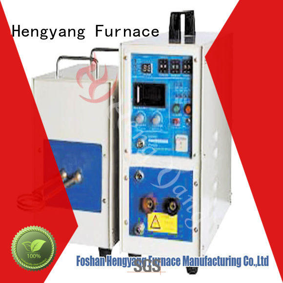Hengyang Furnace induction furnace provides high energy utilization efficiency