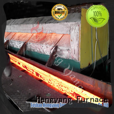 safe induction heating furnace applied in oil