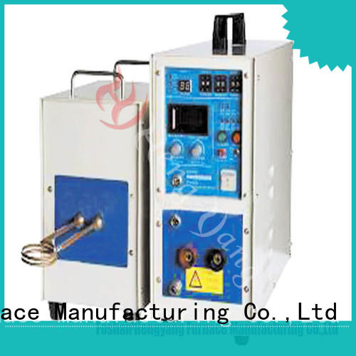 Hengyang Furnace safety medium frequency induction furnace provides high energy utilization efficiency