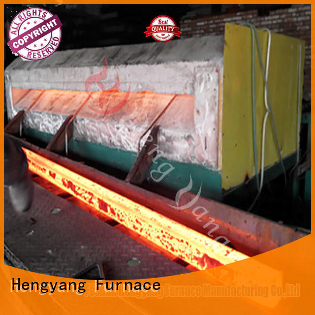 intermediate induction heating furnace applied in coal