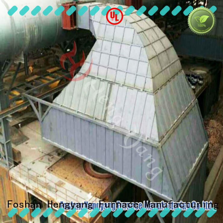 Hengyang Furnace automatic industrial induction furnace supplier for indoor