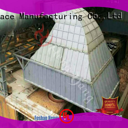 Hengyang Furnace electro china induction furnace equipped with highly advanced reactor for factory
