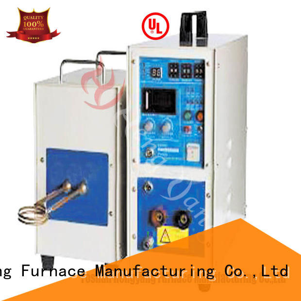 Hengyang Furnace igbt electric induction furnace easy for relocatio applying in electronic components