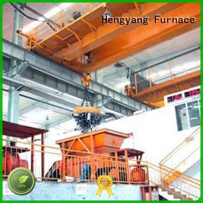 china induction furnace dust furnace Warranty Hengyang Furnace