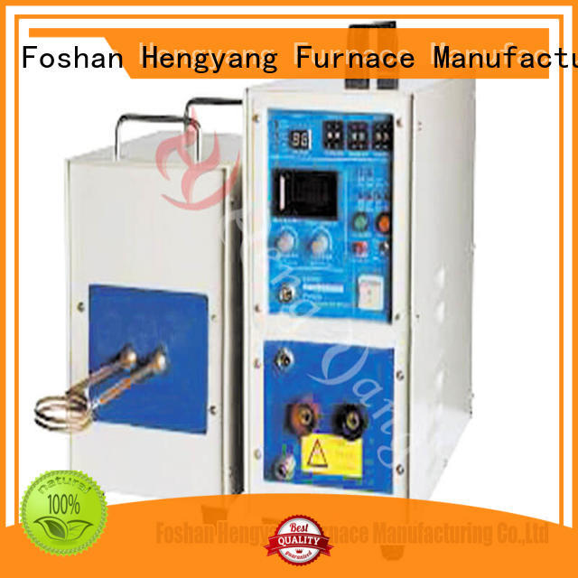 automatic IGBT induction furnace easy for relocation applying in the modern electrical Hengyang Furnace