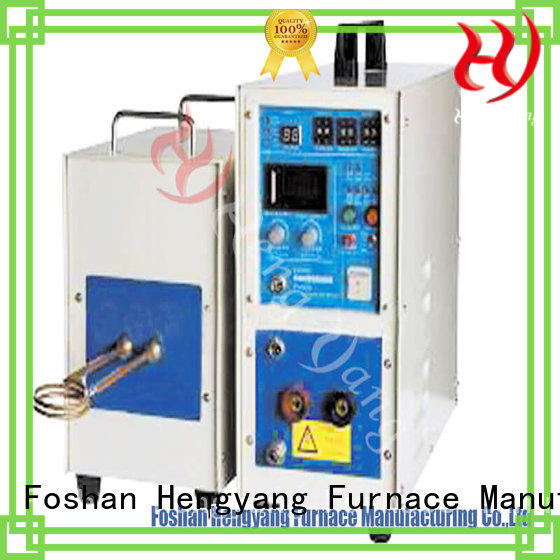 igbt induction furnace heating applying in electronic components Hengyang Furnace