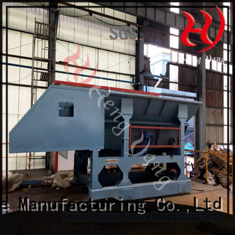 Hengyang Furnace furnace batching system with high working efficiency for factory