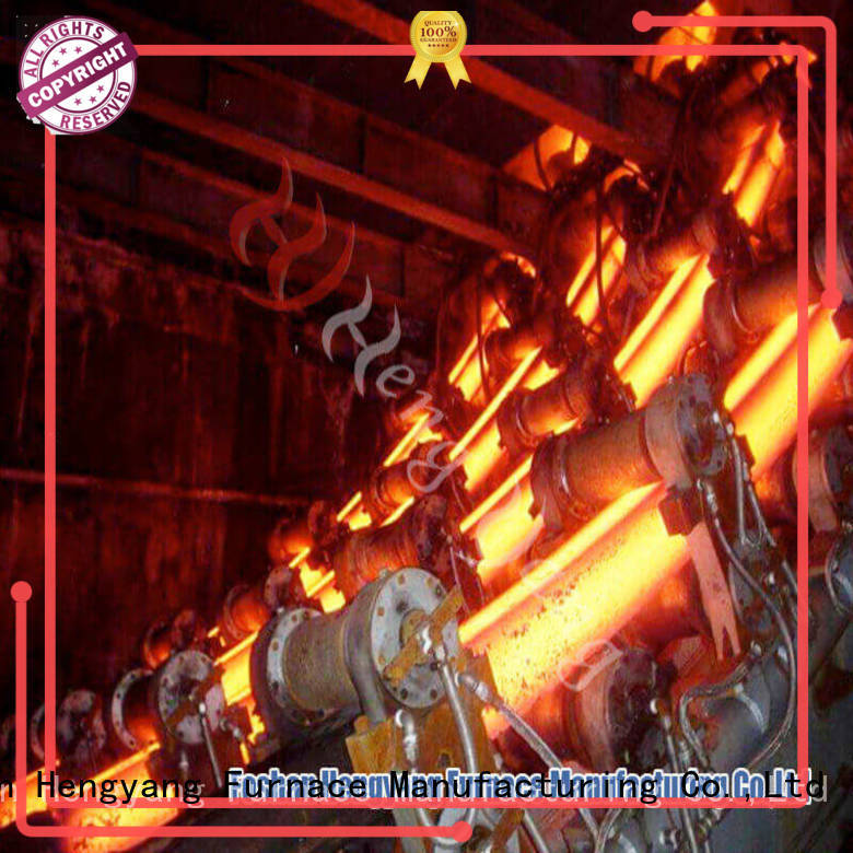 Hengyang Furnace continuous continuous casting machine manufacturer for round billet